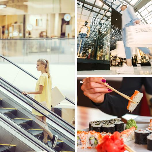 MontVert Condos shopping